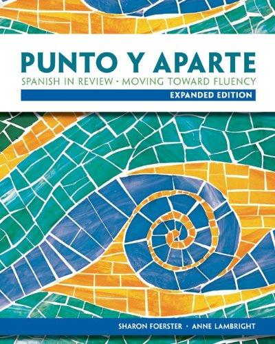 Punto y Aparte  2nd 2011 edition cover