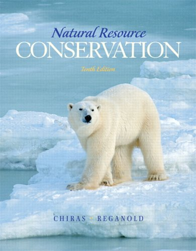 Natural Resource Conservation Management for a Sustainable Future 10th 2010 edition cover