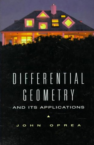 Differential Geometry and Its Applications  1st 1997 9780133407389 Front Cover