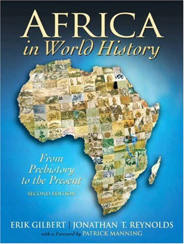 Africa in World History From Prehistory to the Present 2nd 2008 edition cover
