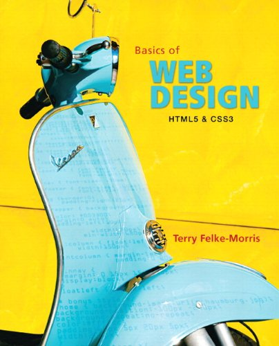 Basics of Web Design HTML5 and CSS3  2012 (Revised) edition cover