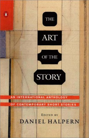 Art of the Story An International Anthology of Contemporary Short Stories  2000 edition cover