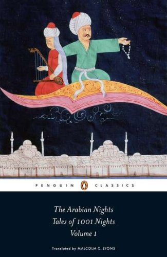 Arabian Nights Tales of 1,001 Nights  2010 edition cover