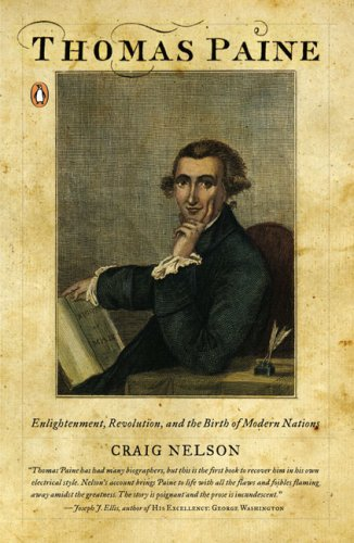 Thomas Paine Enlightenment, Revolution, and the Birth of Modern Nations N/A edition cover