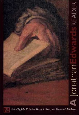Jonathan Edwards Reader   2003 edition cover