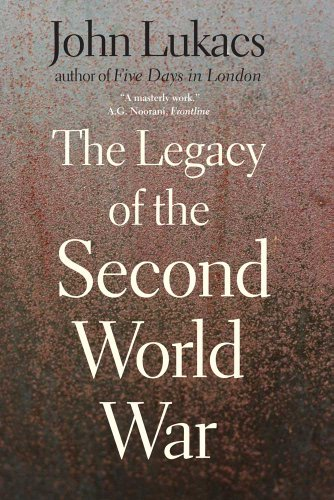 Legacy of the Second World War   2011 edition cover