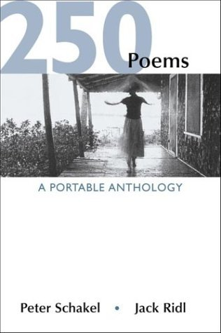 250 Poems : A Portable Anthology  2003 edition cover