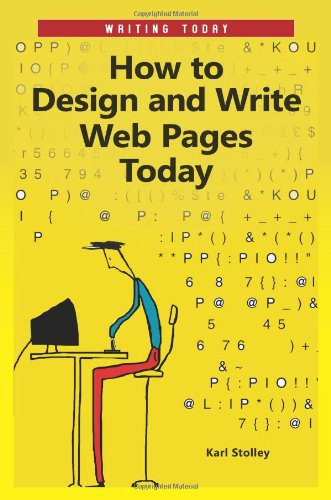 How to Design and Write Web Pages Today   2011 9780313380389 Front Cover
