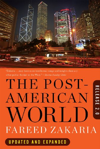 Post-American World Release 2. 0 N/A edition cover