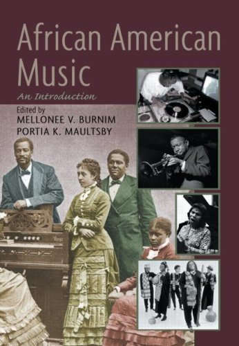 African American Music An Introduction  2006 edition cover