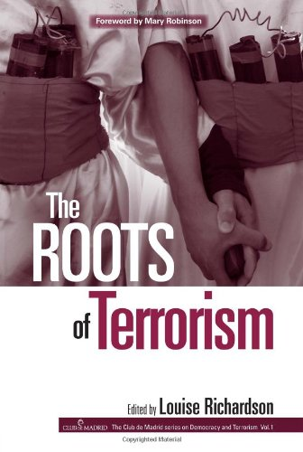 Roots of Terrorism   2006 9780415954389 Front Cover