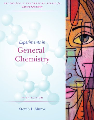 Experiments in General Chemistry  5th 2007 (Revised) edition cover