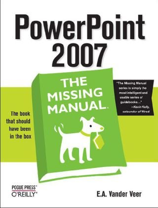 PowerPoint 2007   2006 9780596527389 Front Cover