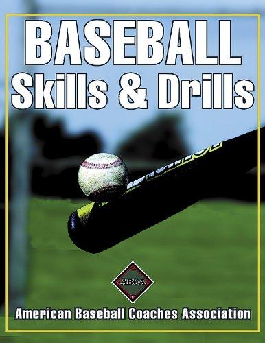 Baseball Skills and Drills   2001 edition cover