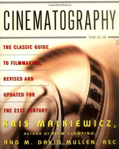 Cinematography  3rd 2005 9780743264389 Front Cover
