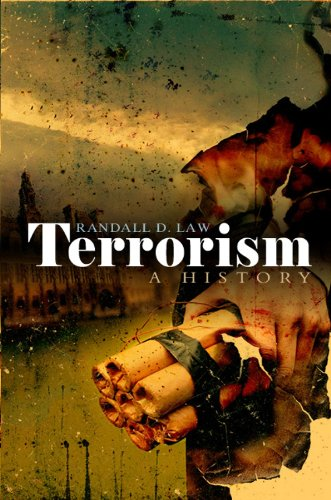 Terrorism A History  2009 edition cover