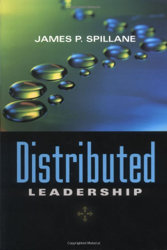 Distributed Leadership   2006 edition cover