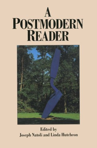 Postmodern Reader  N/A 9780791416389 Front Cover