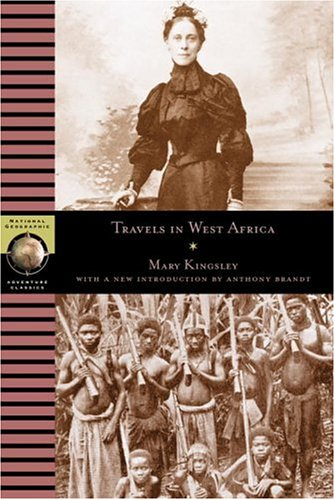 Travels in West Africa   2002 edition cover