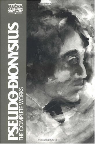 Pseudo Dionysius The Complete Works N/A edition cover