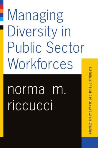 Managing Diversity in Public Sector Workforces   2002 (Revised) edition cover