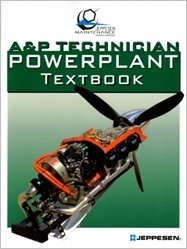 A&P Powerplant Textbook  2004 edition cover