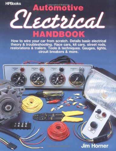 Automotive Electrical Handbook  N/A edition cover