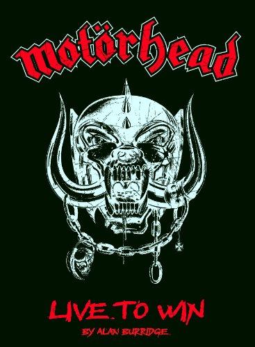 Motorhead: Live to Win  2012 edition cover
