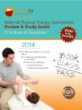 National Physical Therapy Examination Review and Study Guide  17th 2014 edition cover