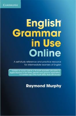 English Grammar in Use Online  4th 2012 (Revised) 9781107641389 Front Cover