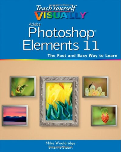 Photoshop Elements 11   2013 edition cover