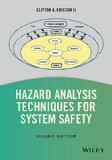 Hazard Analysis Techniques for System Safety  2nd 2016 edition cover