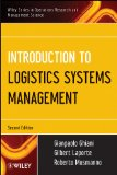 Introduction to Logistics Systems Management  2nd 2013 edition cover