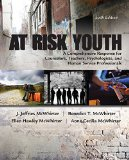 At Risk Youth: A Comprehensive Response for Counselors, Teachers, Psychologists, and Human Service Professionals  2016 9781305670389 Front Cover