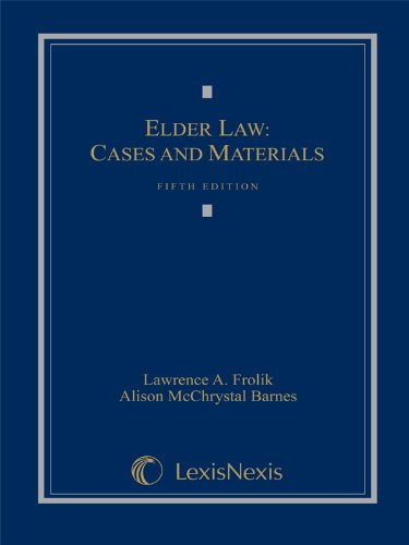 Elderlaw -Cs. +Mtrls  N/A edition cover