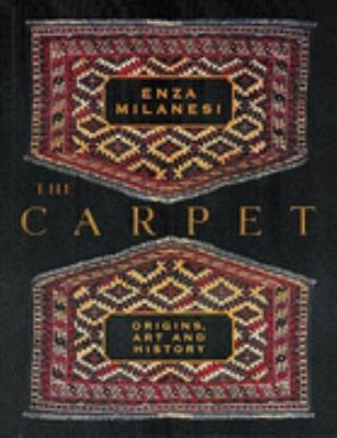 Carpet Origins, Art and History  1999 9781552094389 Front Cover
