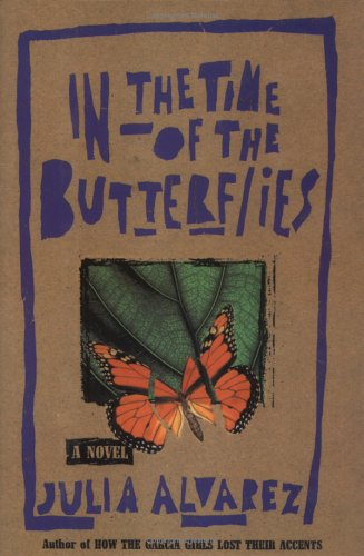 In the Time of the Butterflies   1994 edition cover