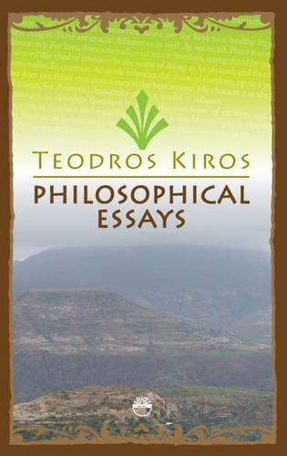 Philosophical Essays   2011 9781569023389 Front Cover