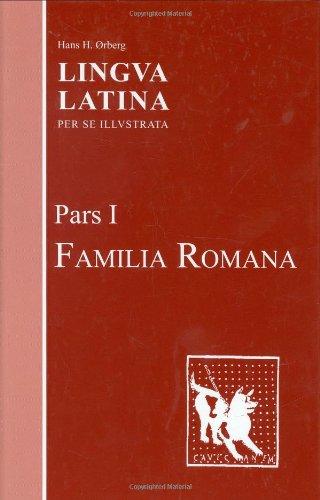 Familia Romana  N/A edition cover