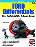 Ford Differentials: How to Rebuild the 8.8 and 9-inch  2013 edition cover