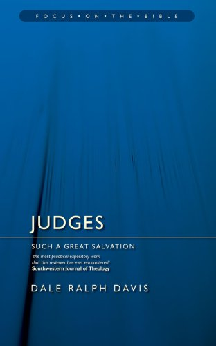 Judges Such a Great Salvation  2015 edition cover