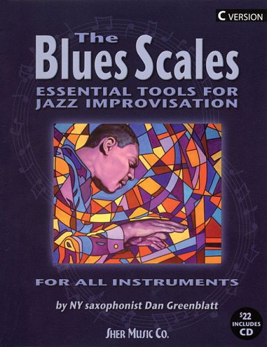 Blues Scales : Essential Tools for Jazz Improvising N/A edition cover