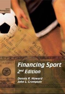 Financing Sport Winning Strategies 2nd 2004 edition cover