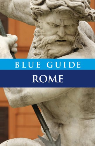 Blue Guide - Rome  10th 2010 (Revised) edition cover