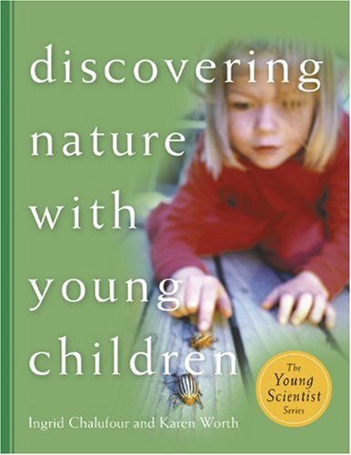 Discovering Nature with Young Children   2003 edition cover