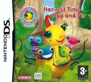 Miss Spider's Harvest Time Hop and Fly  (Nintendo DS) Nintendo DS artwork