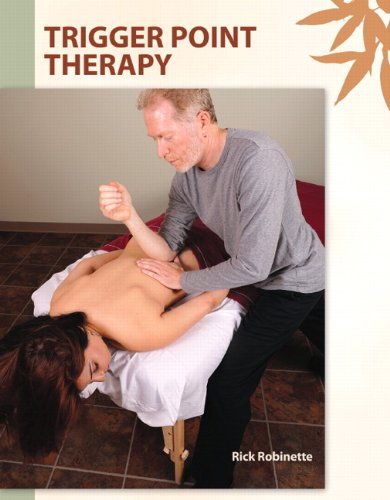 Trigger Point Therapy   2013 9780135041390 Front Cover