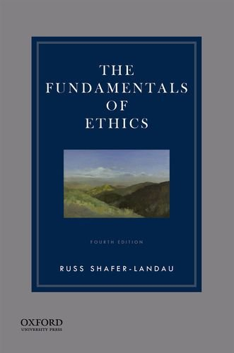 Fundamentals of Ethics  4th 2018 9780190631390 Front Cover