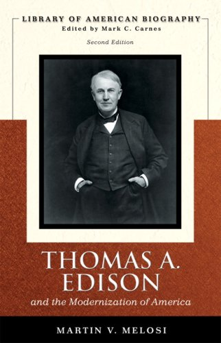 Thomas Edison And the Modernization of America 2nd 2008 edition cover
