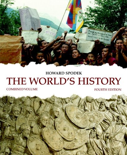 World's History  4th 2010 9780205708390 Front Cover